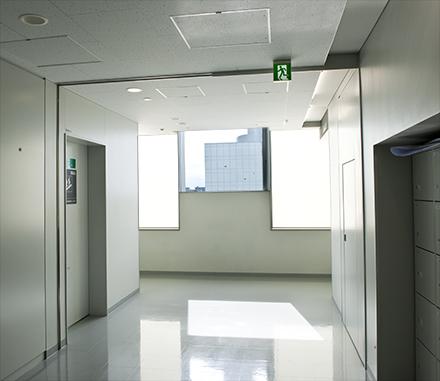 東京電機大学 東京千住キャンパスのスライド