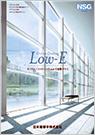 ビル用オンラインコーティング Low-E複層ガラス